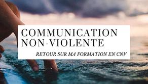 Communication Non-Violente - Retour sur ma formation en CNV