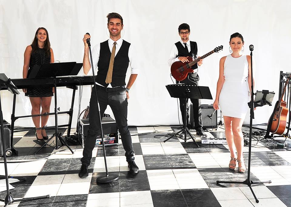 Four piece band