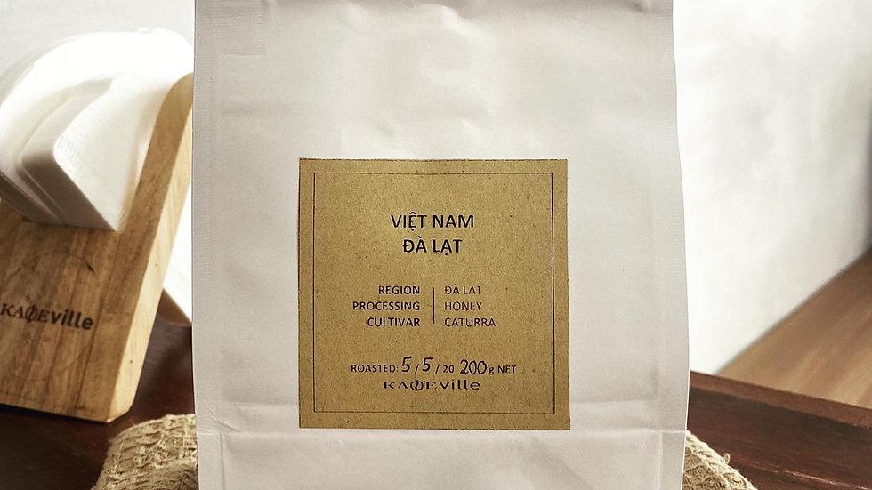 Vietnamese Arabica from Dalat
