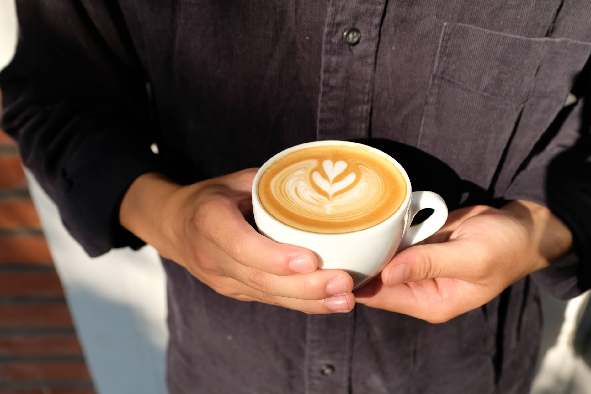 Kafeville latte