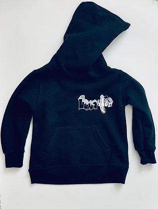'LUNA-TIC' hoodie youth