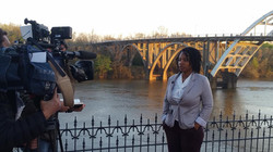 Querline Brazil Interview in Selma Alabama