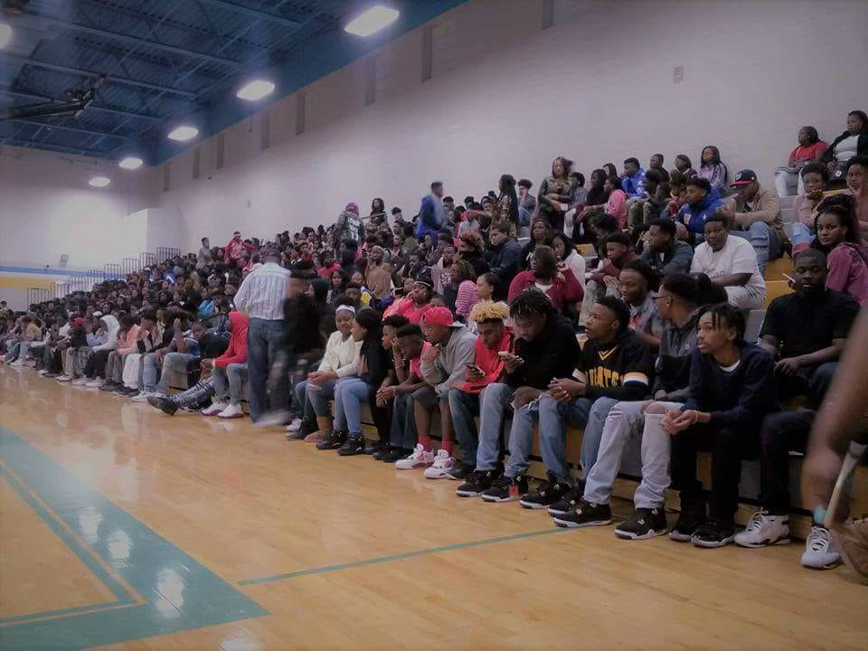 BOSS 3rd Annual Celebrity Charity Basketball Game at Selma High School