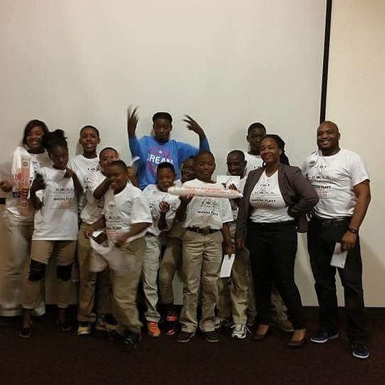 BOSS with WNBA greats in Atlanta, Ga
