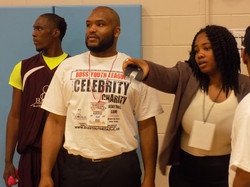 BOSS Celebrity Charity Game