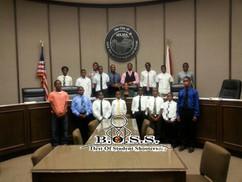BOSS at Selma City Council