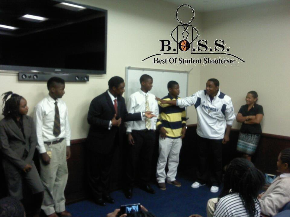 BOSS and NBA Isaiah Thomas
