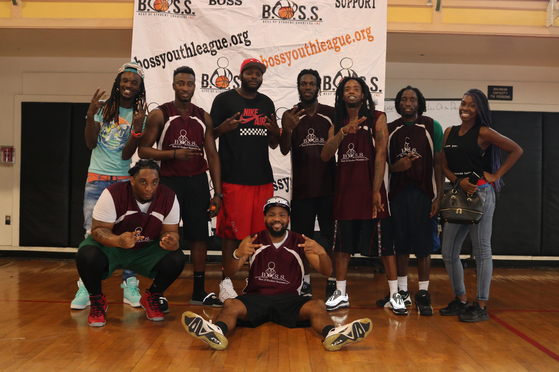 Miami Central Alumni game