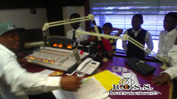 BOSS Radio Interview