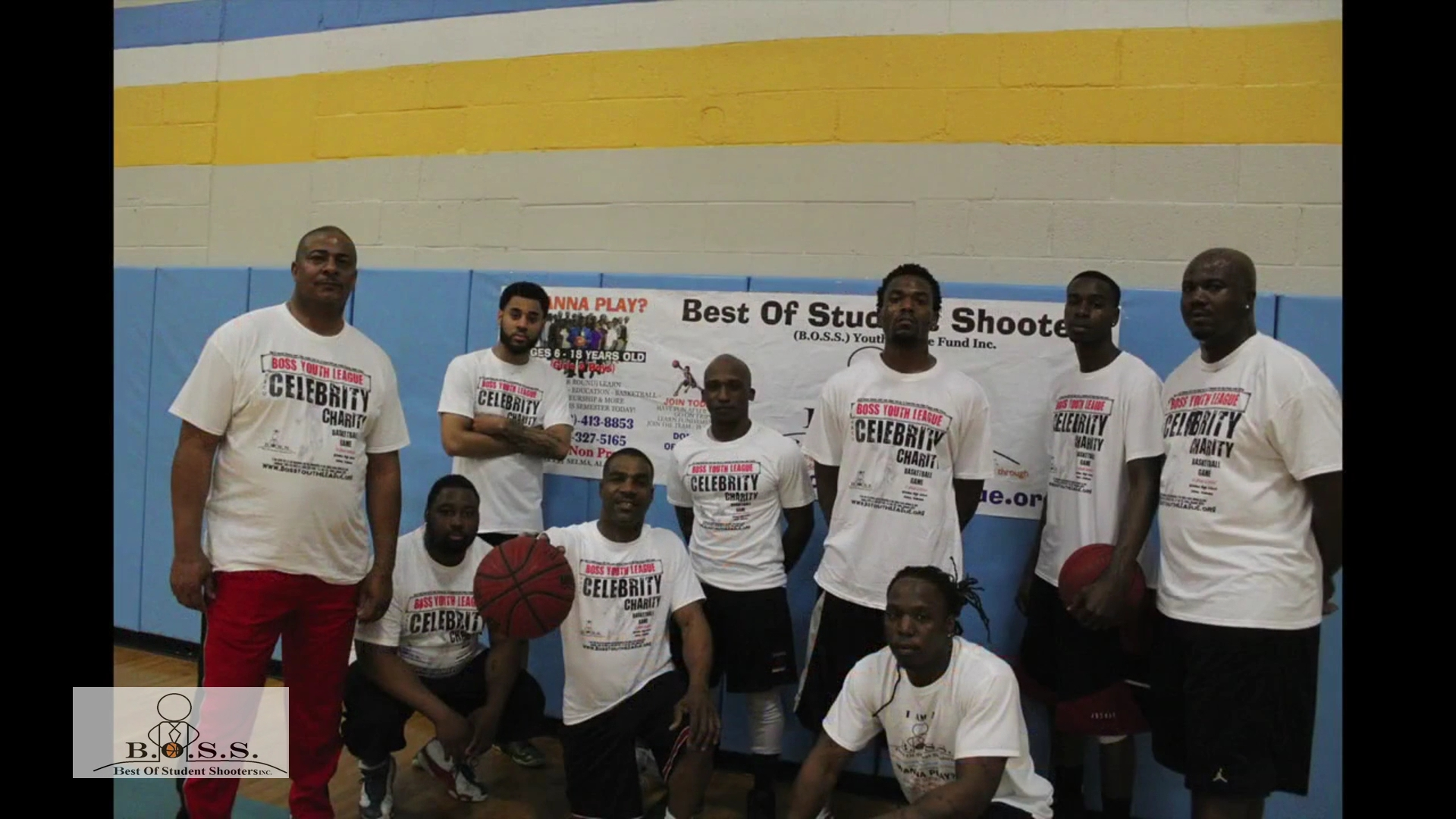 2nd Annual Celebrity Charity Game