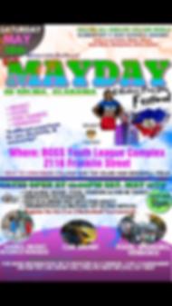 Selma Mayday Flyer May 18