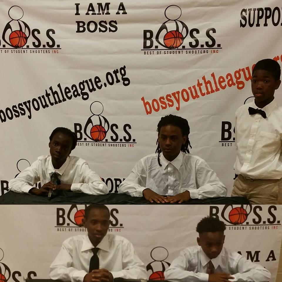 BOSS Press Conference with AL.com