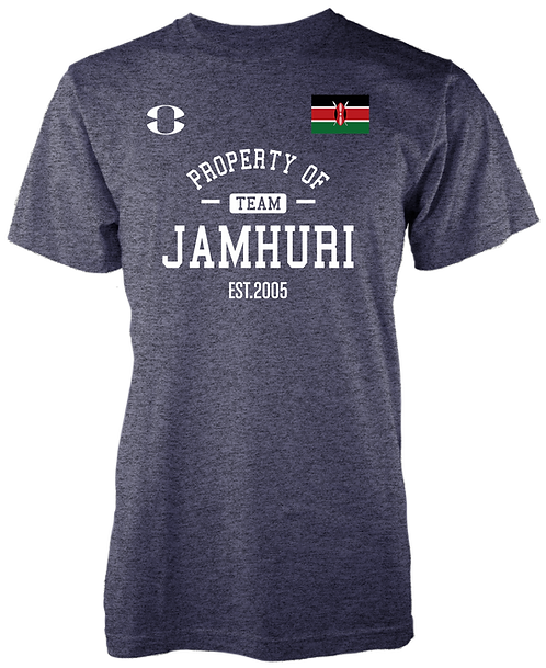 Jamhuri Kids Performance Tee