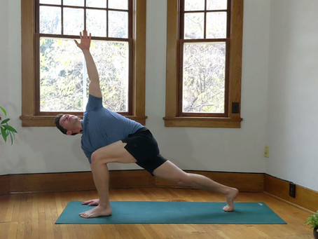 Yoga Tune In + Tune Up - Part 1: Thoracic Mobility