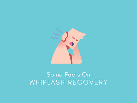 Some Facts on Whiplash Recovery