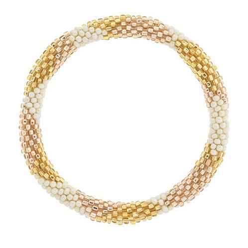 Aid through trade Glasperlen Armband