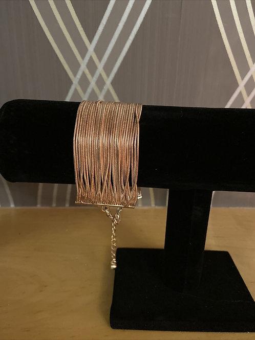 SALE Rose Gold Colour Bracelet