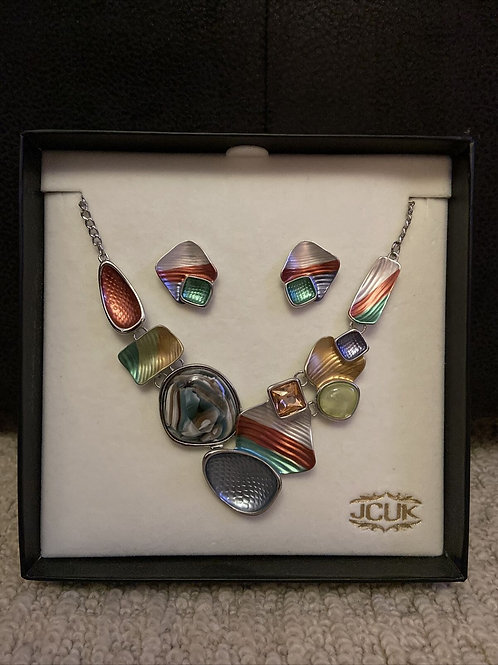 SALE Necklace and Earring Set