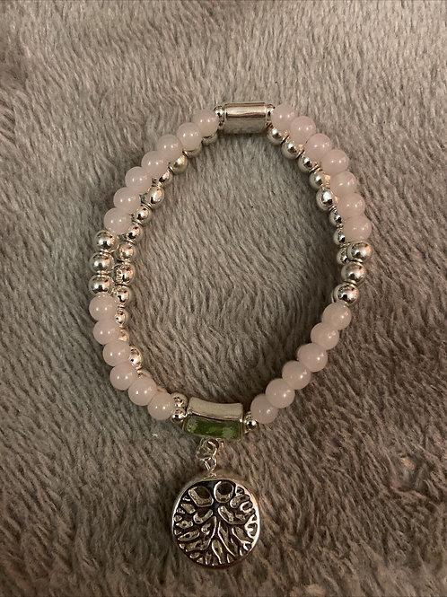 SALE Bracelet with tree of life pendant