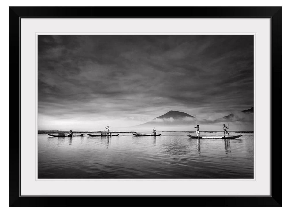 black and white photograph art