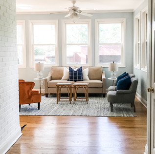 Sunroom - Home Staging Services In St. Louis