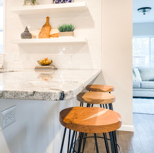Kitchen Styling - Vacant Staging Services