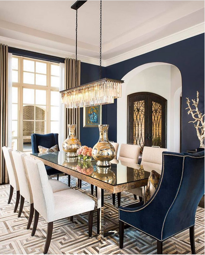 Styling the Dining Room of Your Dreams