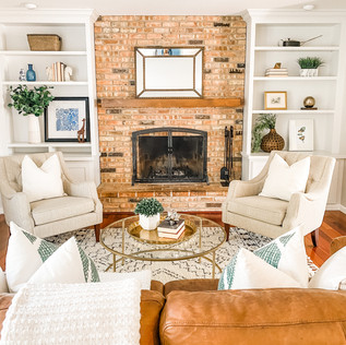 Shelf Styling, Home Staging by Olive & Opal Interiors
