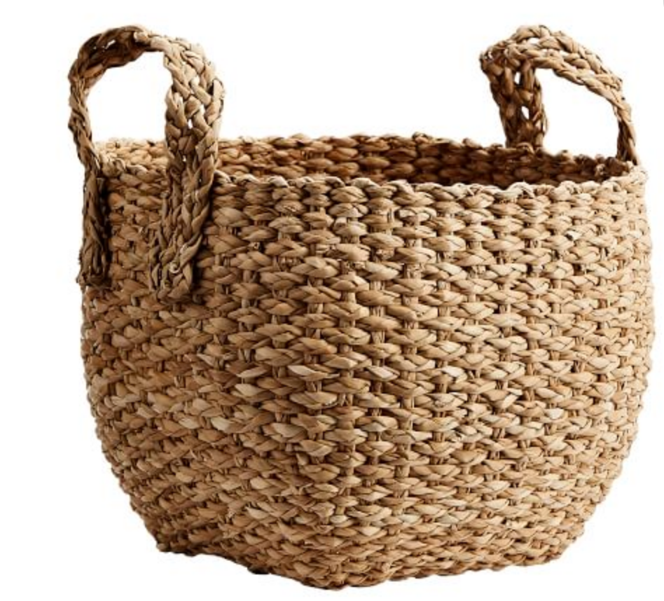 Ibiza storage Basket Williams Sonoma
