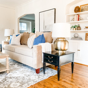 Clayton Home Staging