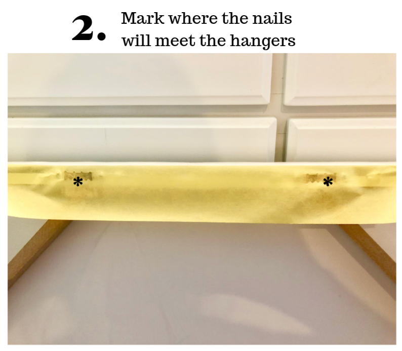 marking painter's tape