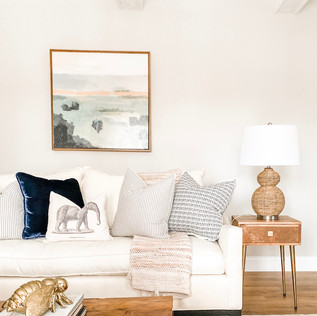 Vacant Staging Services - light and neutral