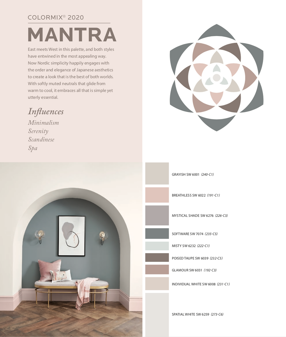 sherwin williams colormix 2020 mantra