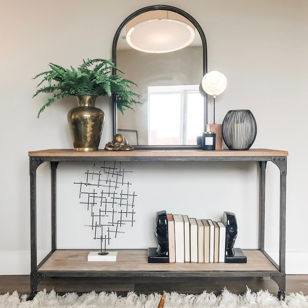 styled console table