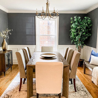 Vacant Home staging in University City