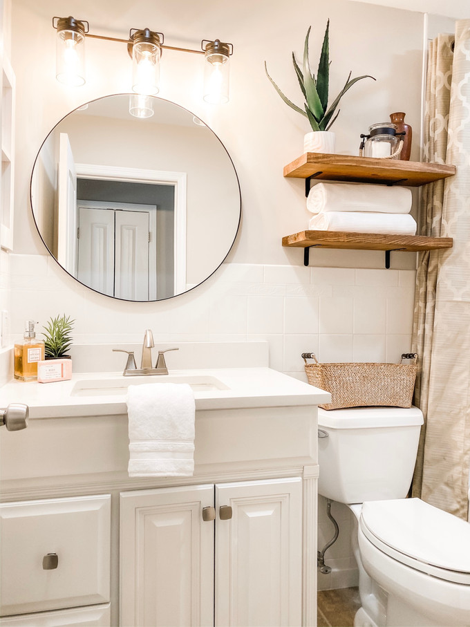 Guest Bathroom Styling Guide