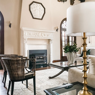 St. Louis Real Estate, Home Staging by Olive & Opal Interiors