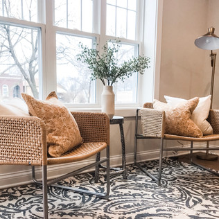 Sitting Room - Home Staging