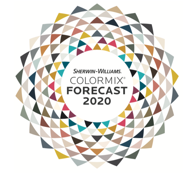 Sherwin Williams ColorMix Forecast 2020 Recap