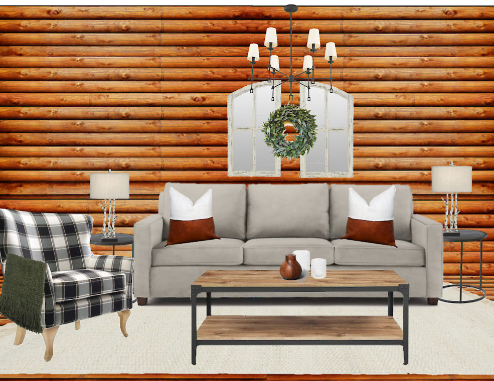 farmhouse cabin decor