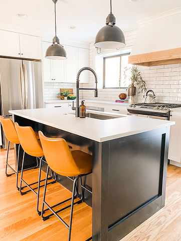 St Louis Kitchen - Home Staging