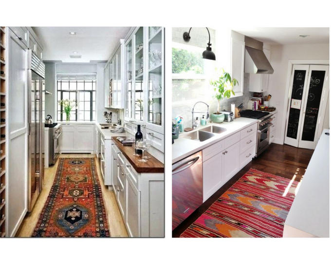 Styling with Runners & Rugs: 5 Tips for your Kitchen