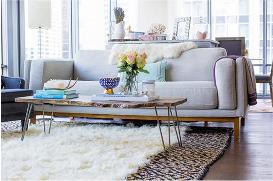Layering furnishings like a Pro!
