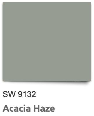 sherwin williams acacia haze