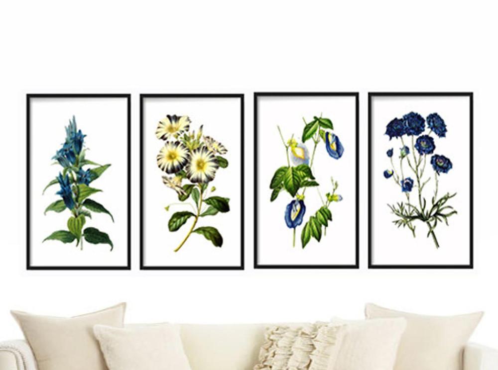 etsy botanical prints