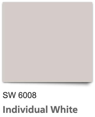 sherwin williams Individual White