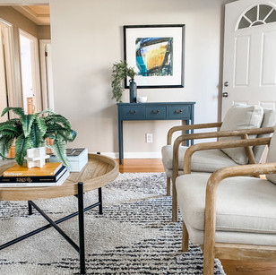 Kirkwood Home Staging by Olive & Opal Interiors