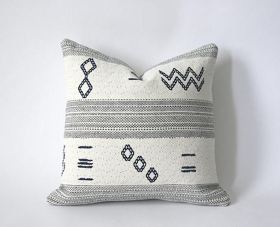 EASY UPDATES: throw pillow edition