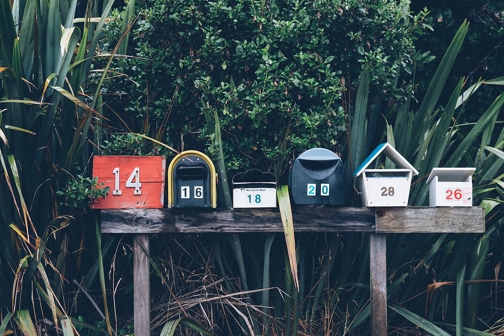 cute mailboxes