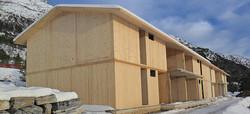 Edificio plurifamiliar TN